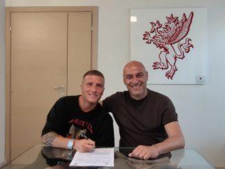 Perugia, l'esterno Francesco Lisi ha ottenuto un contratto triennale