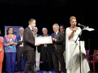 Il Panathlon Clitunno assegna il premio allo sport 2021 a Marco Taccucci