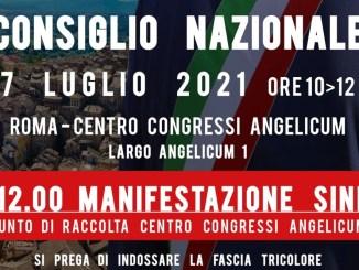 7 luglio a Roma anche Anci Umbria per chiedere dignità per i sindaci