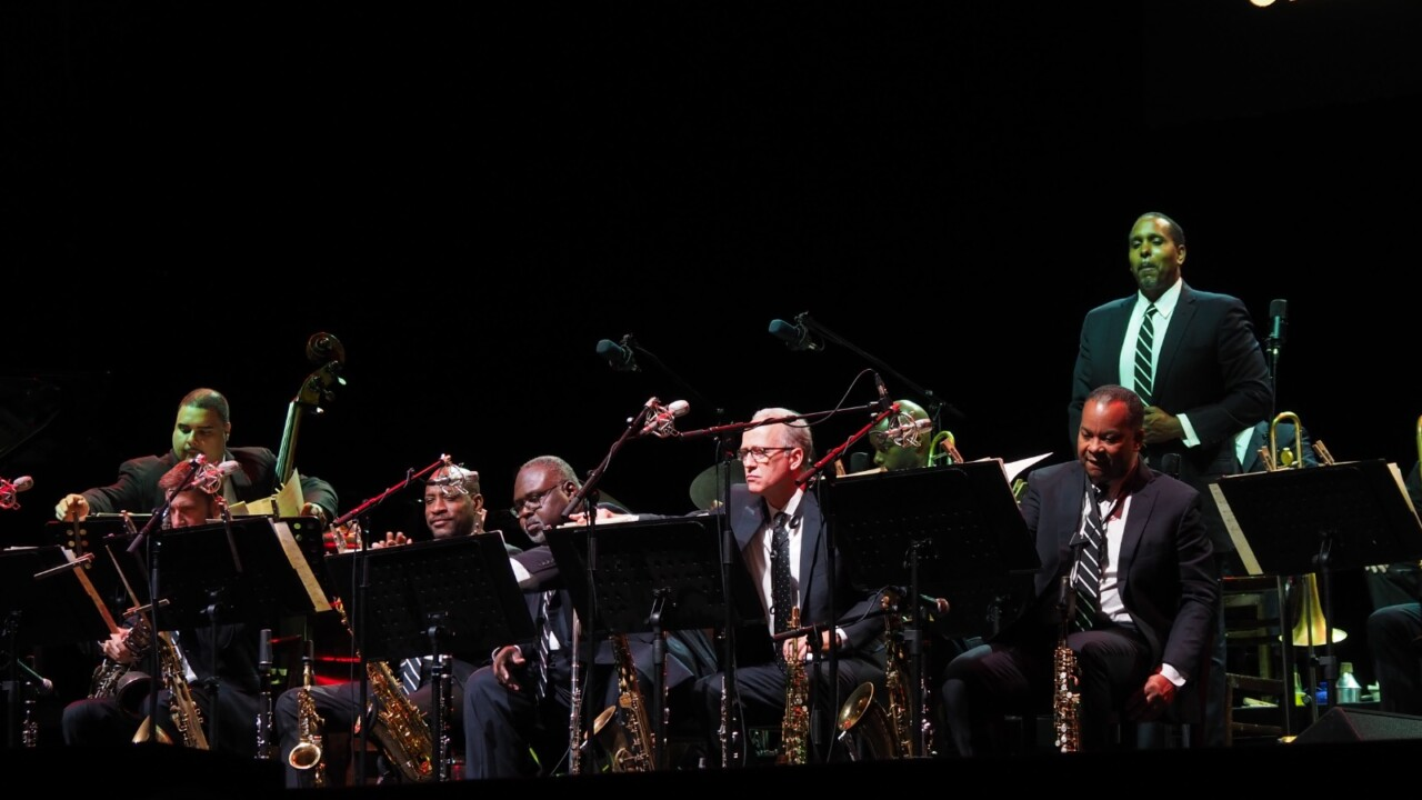 Wynton Marsalis e Jazz at Lincoln Center Orchestra, insieme a Umbria Jazz