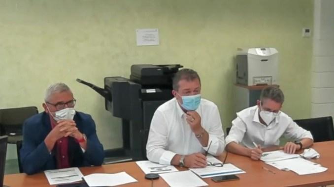 Conferenza stampa dati Covid