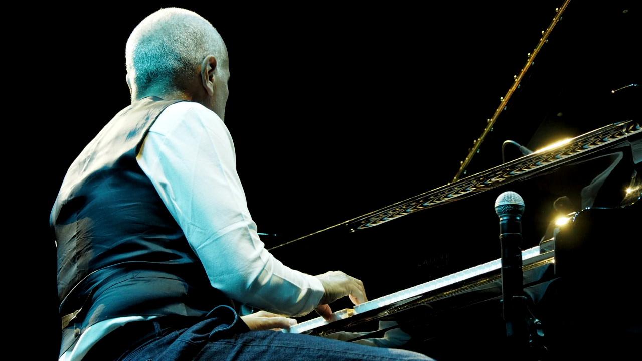 Danilo Rea a Umbria Jazz, in piano solo senza Gino Paoli