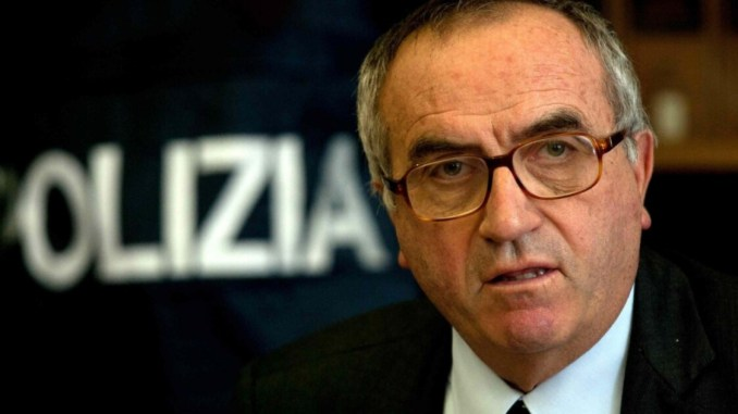 Domenico Valentini, questione di Giustizia di resilienza e di democrazia