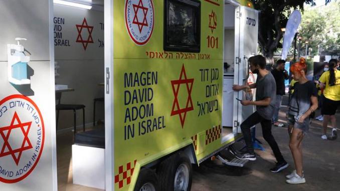"""Variante Delta in Israele, 500 contagi: """"Diminuisce efficacia Pfizer"""""""