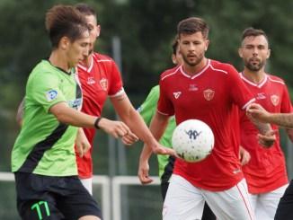 Calcio Perugia, sei gol al Montevarchi, provato pure il giovane Gyabuaa