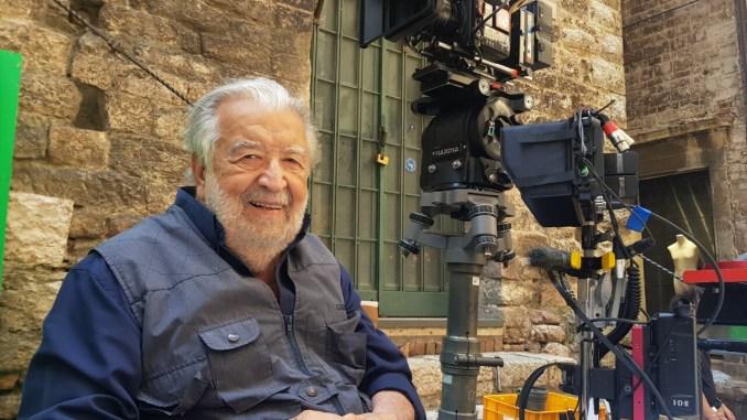 Pupi Avati a Perugia, si gira il film sulla vita di Dante Alighieri
