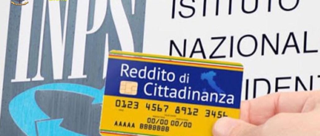 Finanza di Livorno scopre 7 indebite percezioni di reddito di cittadinanza.