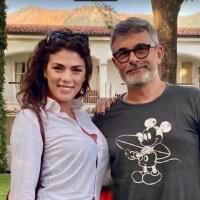 Dalla Puglia l'attrice Irene Antonucci sceglie di vivere e lavorare in Umbria