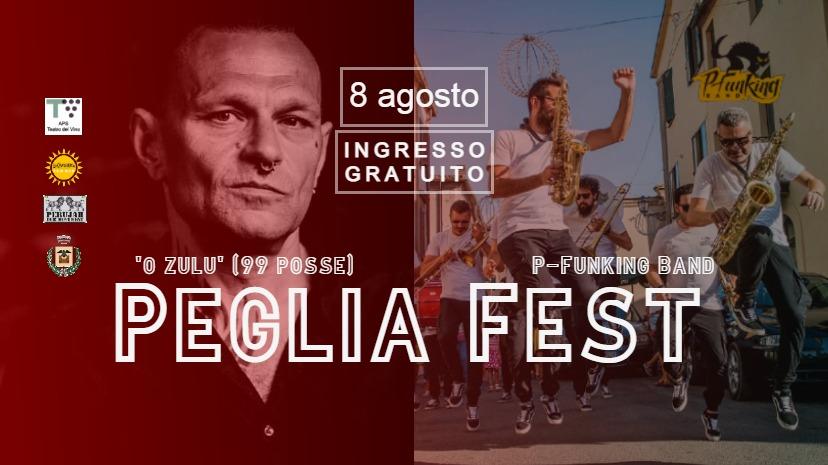 Peglia Fest: domenica 8 agosto musica, intrattenimento e sport sul Monte Peglia
