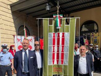 Rondini (Lega) alla commemorazione della strage di Bologna in rappresentanza dell'Assemblea di Palazzo Cesaroni
