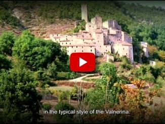 Un luogo unico, un sogno possibile è il Castello di Postignano
