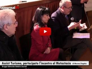 Tavolo ASSIST Cultura, molto partecipato l'incontro al Metastasio di Assisi