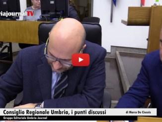 """Osservatorio criminalità: """"Umbria prima regione a dotarsi di uno strumento operativo così concepito"""""""