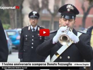 Umbertide, undicesimo anniversario della scomparsa di Donato Fezzuoglio