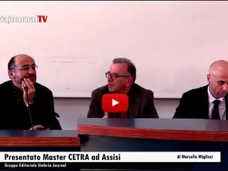 Presentato ad Assisi il Master CETRA Cultura ed Economia del Turismo Religioso
