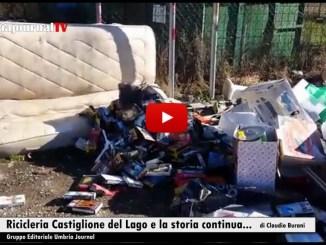 E la storia continua...alla ricicleria di Castiglione del Lago