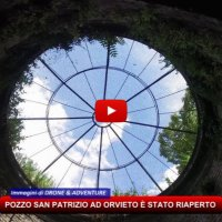 Il Pozzo di San Patrizio di Orvieto ha riaperto ai visitatori
