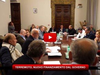 Terremoto, nuovo finanziamento dal Governo Gentiloni