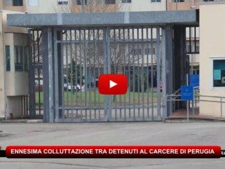 Carcere di Capanne Perugia, detenuti si picchiano