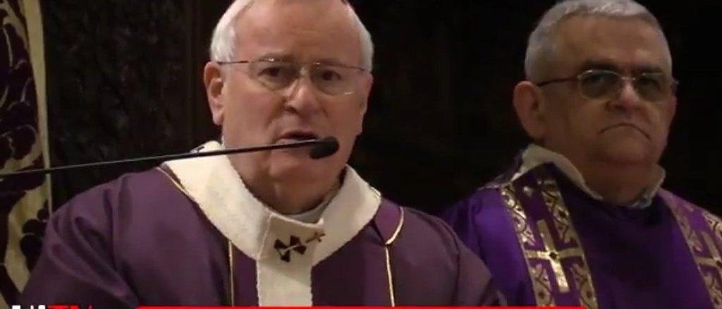 Precetto Pasquale 2017, a Perugia celebrato dal Cardinale Gualtiero Bassetti