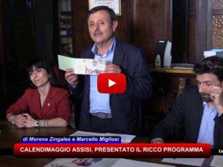 Assisi, Calendimaggio, presentato il programma dell'edizione 2017