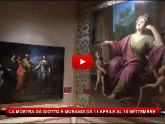 CariArte, da Giotto a Morandi, inaugurata a Perugia la mostra