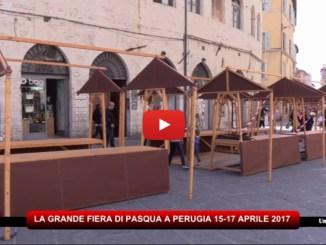 Perugia, la grande fiera di Pasqua sbarca in fiera di Pasqua