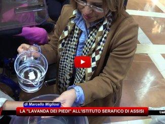 Assisi, la Settimana Santa è già cominciata all'Istituto Serafico
