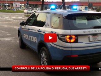 Due arresti, due denunce e una espulsione, controlli della polizia a Fontivegge