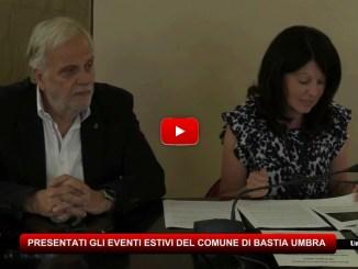 Presentato il cartellone musicale degli eventi estivi di Bastia Umbra