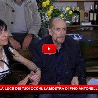 Assisi, la luce dei tuoi occhi è la mostra fotografica di Pino Antonelli