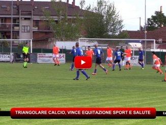 Triangolare calcio ad Assisi, vince Equitazione Sport e Salute