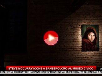 A Sansepolcro al museo civicoSteve McCurry Icons
