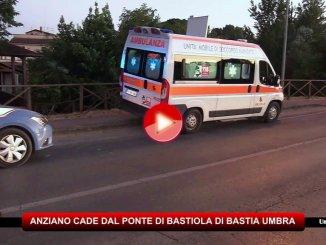 Anziano cade dal ponte a Bastia salvato dalla Croce Bianca e 118