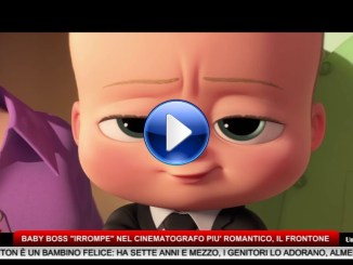 Nuovo film al Frontone Cinema a Perugia, Baby Boss di Tom McGrath
