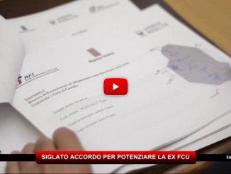 Roma, siglato accordo per potenziare la ex Ferrovia Centrale Umbra