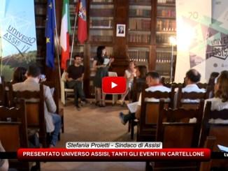 Universo Assisi, ecco tutti gli eventi tra musica, teatro, danza, poesia e altro