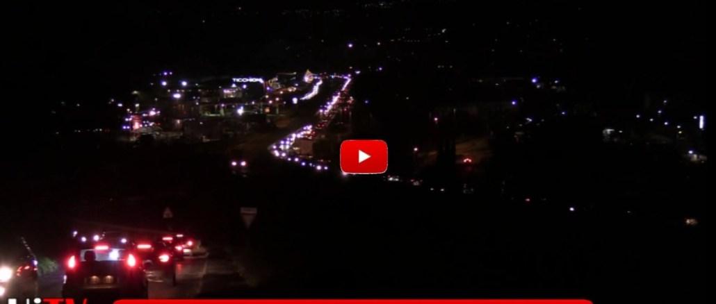 Anas, lavori notturni sulla E45 e sul raccordo Perugia-Bettolle