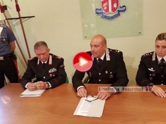 Accoltellato a Perugia per un cellulare, i carabinieri arrestano i due aggressori