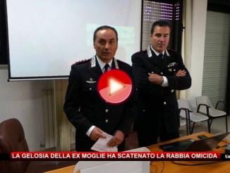 Omicidio via Galvani a Terni, presunto assassino è in manette a Bari