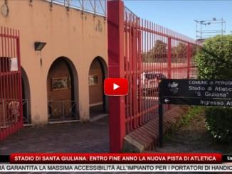 Stadio di Santa Giuliana, entro fine anno Perugia avrà la nuova pista di atletica
