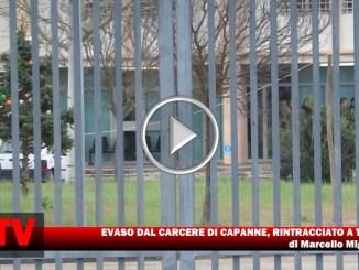 Bloccato da carabinieri Terni detenuto evaso dal carcere perugino