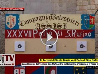 Assisi, ai Terzieri di Santa Maria il Palio di San Rufino 2017