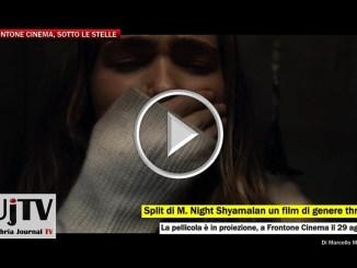 Split di M. Night Shyamalan un film in programmazione al Frontone Cinema