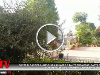 Ponte Bastiola, comitato via Firenze in agitazione, tante chiacchiere