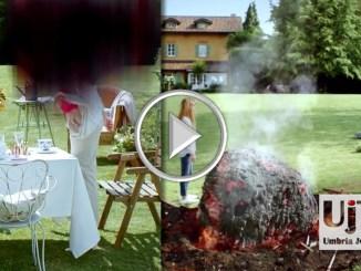 Pubblicità Buondì Motta, mamma e papà colpiti da asteroide, geniale!