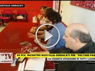Ex Fcu, incontro Busitalia-sindacati per voltare pagina