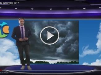 Meteo 12 settembre 2017, ancora instabile al nord-est con rovesci e temporali