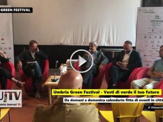 Umbria Green Festival e vesti di verde il tuo futuro a Terni
