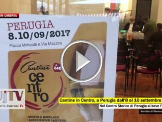 A Perugia Cantine in Centro fa il tris, dall'8 al 10 settembre